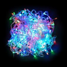 Гирлянда светодиодная 800 led 33м разноцветная