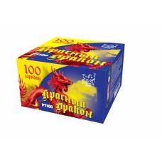 Салют Красный дракон P7100