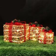 """Светящееся украшение """"3 подарка"""""""