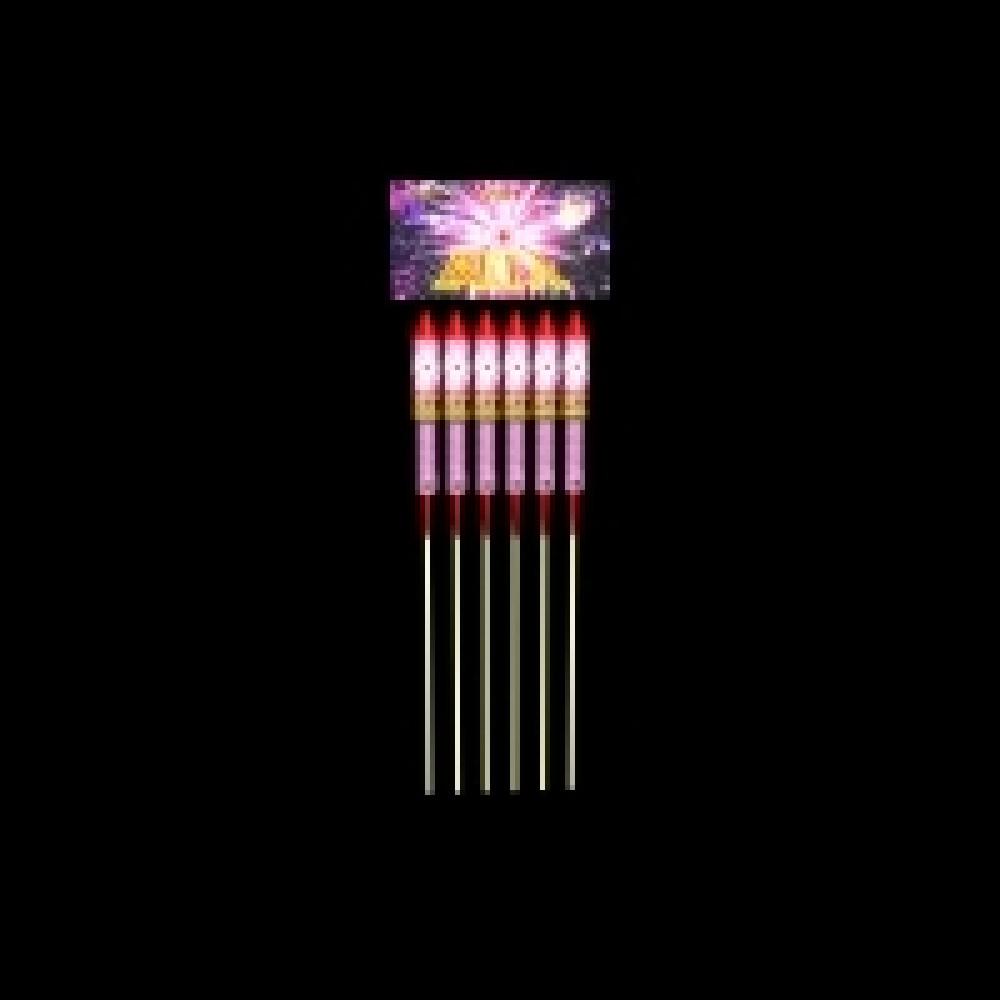 Ракета ВЕГА Р4001. производитель Фейерверк Мастер.