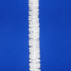 Мишура «Жемчуг» белая d=3,5 см