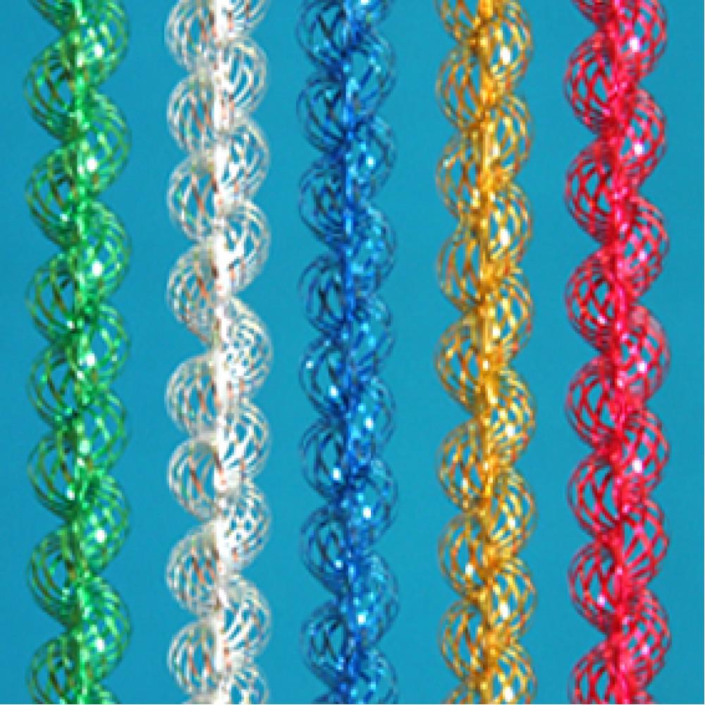 Мишура «Спираль» d=2 см. производитель .